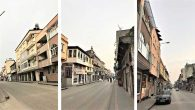 Tarihi Cadde'de çalışmalar sürüyor