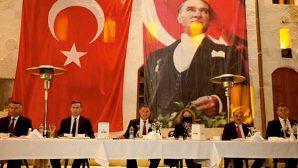 Gastronomi Evi'nde Atatürk Gecesi