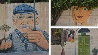 Grafiti Sanatı Altınözü Sokaklarını Süslüyor