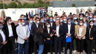 CHP'Lİ BŞB Başkanları İzmir'de