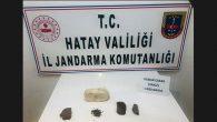 Hassa-Aktepe'de 1,5 Kg Esrar Yakalandı