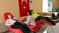 Emniyet teşkilatından kan bağışı
