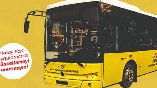 Halk Otobüslerinde HES Tanımlaması