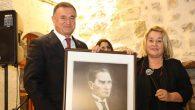 ADD'den Savaş'a Atatürk Portresi