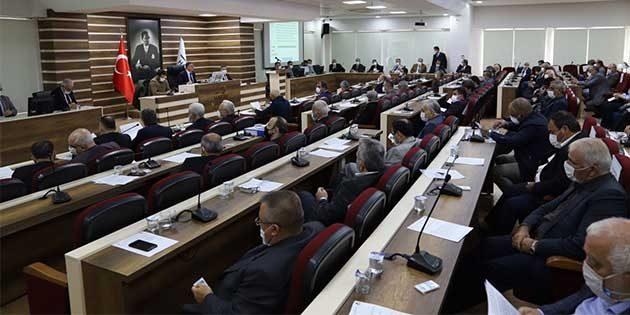 HBB meclisi toplandı