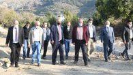 Antakya Belediyesi Hizmeti Küçükdalyan Mahallesine