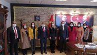 AKP'li Üst Yönetici Kadınlar Ziyareti