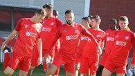 Sivasspor Hatay'da