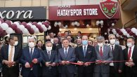 Hatayspor store şubesi açıldı