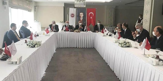 Birlik Vakfı Toplantısı