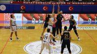 Kadınlar basketbolda Hatay, Fener'e  Yenildi 42-75