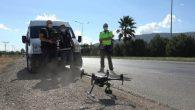 Drone İle Havadan Denetim