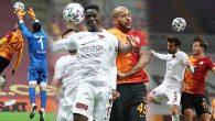 Galatasaray:3 Hatayspor:0