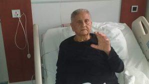 Ali'nin Annesi Ganime Teyze vefat etti