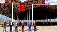 Hassa Belediyesi Semt Pazarı Yaptı