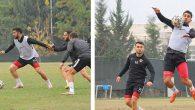 Hatayspor'da Galatasaray maçı hazırlıkları sürüyor