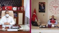 Dr. Hambolat ile Dr. Bayrakçıoğlu…
