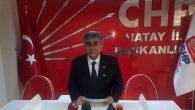 CHP İl Başkanı Parlar: haklar, demokrasinin gereği