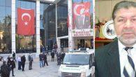 Kırıkhan eski Belediye Başkanı