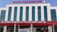 MKÜ Araştırma Hastanesinde