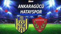 MKE Ankaragücü-A.Hatayspor