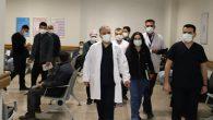 Hatay Devlet Hastanesinde yeni birimler…