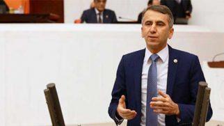CHP'li Vekil Topal, 3 ilçeye Hastane istedi