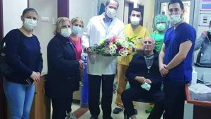 Dr. Zan Koronavirüsü Yendi
