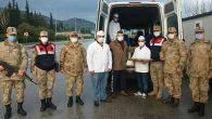 Antakya Belediyesi İkramı, Polis ve Jandarma'ya: