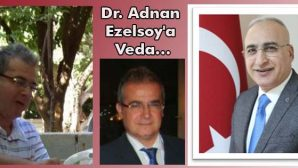 Dr. Adnan Ezelsoy'a Veda…