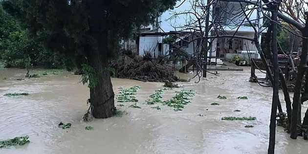 Arsuz'da  Sel Yıktı, Geçti…