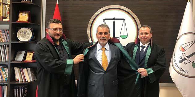 49 Yaşındaki Cumhuriyet Savcısı, Cübbesini çıkardı
