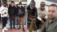 Hatayspor'un yıldız futbolcuları kent gezisinde: