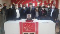 CHP'de, 10 gün önce vefat eden İl Yöneticisine ANMA