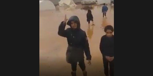 İnsanlık Sınavı İdlib'de