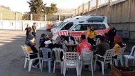 Sınırdaki sağlıkçılarla