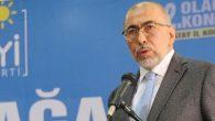 İYİ Parti İl Başkanı'nın, Boğaziçi Rektör Ataması Yorumu: