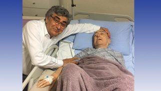 CHP İl Başkanı Parlar'ın acı günü