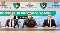 Y.Denizlispor'a Milyonluk Destek