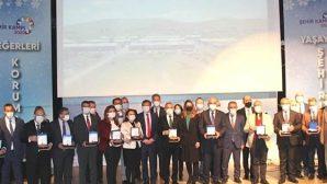 Şehir Ödülleri Türkiye Yarışmasında