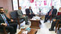 AKP'nin konukları BBP heyeti