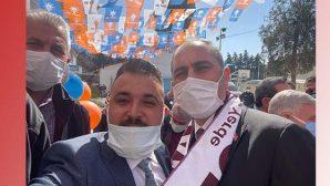 Bakan Gül'e Hatayspor Atkısı