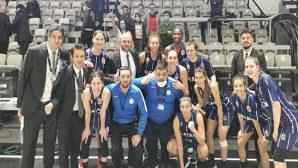 Kadınlar Basketbolda Beşiktaş:76 Hatay Bşb:82