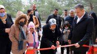 Başkan Gül, annesine vefa borcunu ödedi