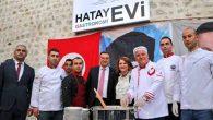 Hatay'a Gastronomi Ödülü