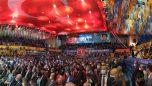 Kongre salonları dolu!
