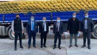Reyhanlı Belediyesi 100 ton patates satın aldı