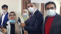 Reyhanlı'da CHP'ye katılım
