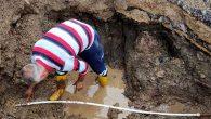 HATSU, yeraltındaki su arızalarını çıkarıyor…