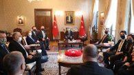 Fenerbahçe Yönetimi  Valilikte